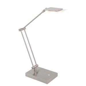 Tafellamp Steinhauer Marjoletii2 LED - Staal-7761ST