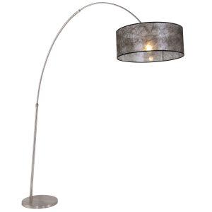 Vloerlamp Steinhauer Gramineus - Staal-9681ST