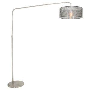 Vloerlamp Steinhauer Gramineus - Staal-9881ST