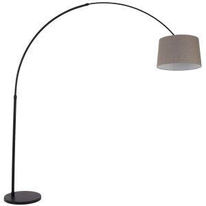 Vloerlamp Steinhauer Gramineus - Zwart-9830ZW