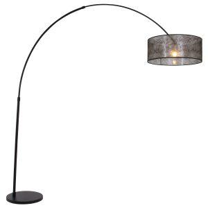 Vloerlamp Steinhauer Gramineus - Zwart-9834ZW