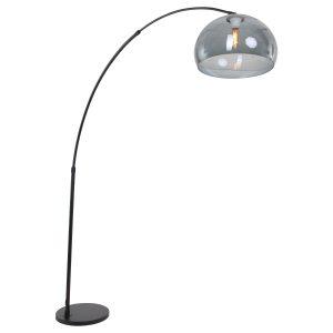 Vloerlamp Steinhauer Gramineus - Zwart-9878ZW
