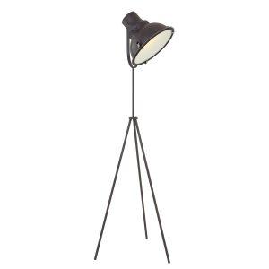 Vloerlamp Steinhauer Parade - Bruin-7276B