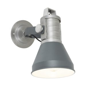 Wandlamp Anne Lighting Brusk - Grijs-8757A