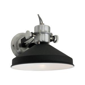 Wandlamp Anne Lighting Zappa - Zwart-7699ZW