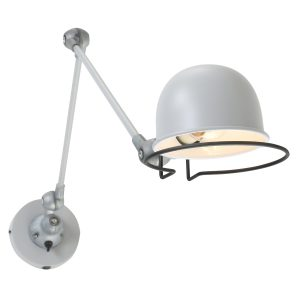 Wandlamp Mexlite Davin - Grijs-7656GR