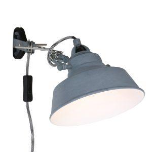 Wandlamp Mexlite Nové - Grijs-1320GR