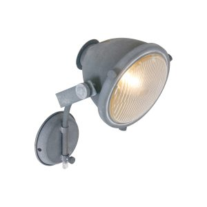 Wandlamp Mexlite Nova - Grijs-1334GR