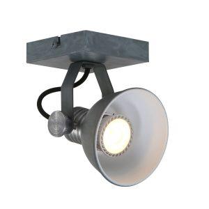Wandlamp Steinhauer Brooklyn - Grijs-1533GR