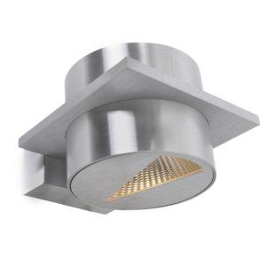 Wandlamp Steinhauer Liberstas LED - Staal-1462ST