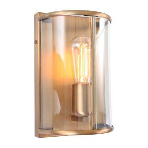 Wandlamp Steinhauer Pimpernel - Brons-5974BR