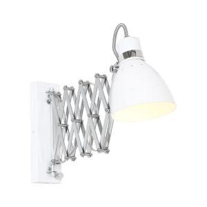 Wandlamp Steinhauer Spring - Wit-6290W