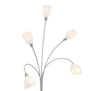 Wandlamp Steinhauer Tarda LED - Staal-9224ST