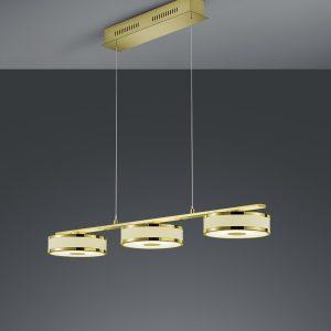 Hanglamp Trio Leuchten Agento - Messing-378010308