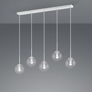 Hanglamp Trio Leuchten Balini - Wit-308500531