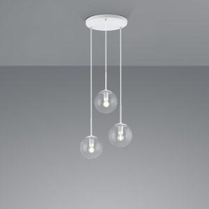 Hanglamp Trio Leuchten Balini - Wit-308590331