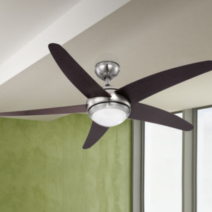Ventilator Globo Fabiola - Nikkel-0306