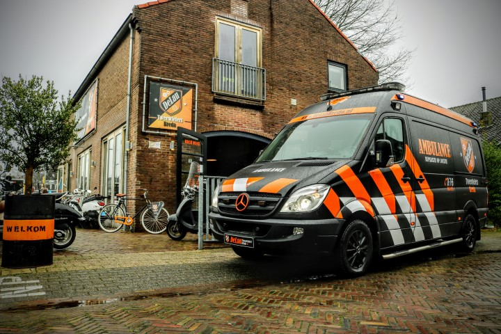 Ambulance DeLau