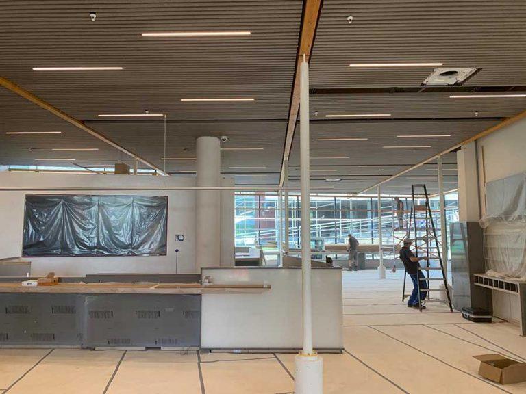 Verbouwing CODA Apeldoorn