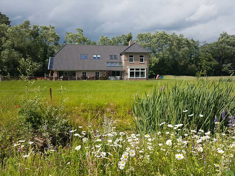 Nieuwbouw woning Apeldoorn