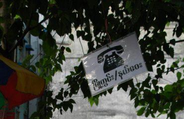 Yangon photo booth