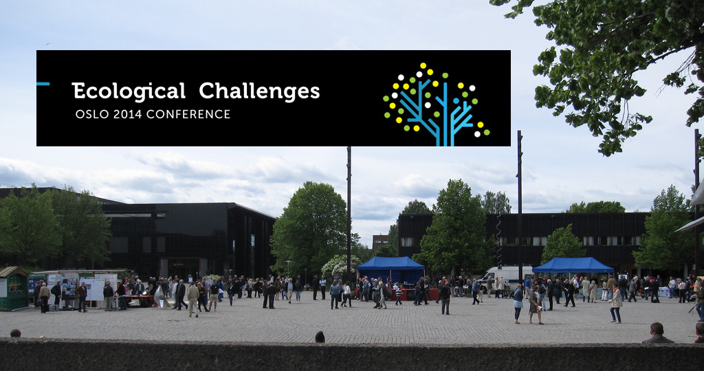 Konferensen Ecological Challenges i Oslo tar fokus på hur vi kan bygga ekologiska städer. Foto: Bernt Rostad