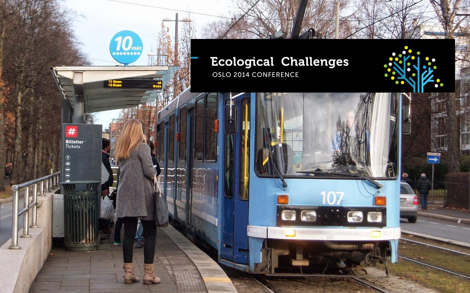 Följ med till Ecological Challenges i Oslo! Foto: Young Shanahan