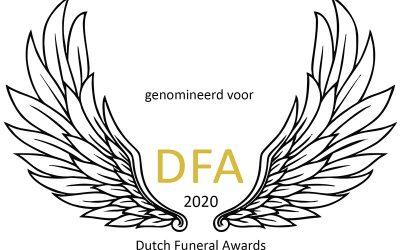 Nominatie DFA 2020