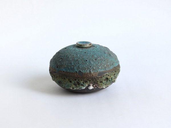 Handgemaakte Zee Urn Keramiek 1 kr1 (1)