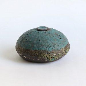 Handgemaakte Zee Urn Keramiek 3 kr3 (1)