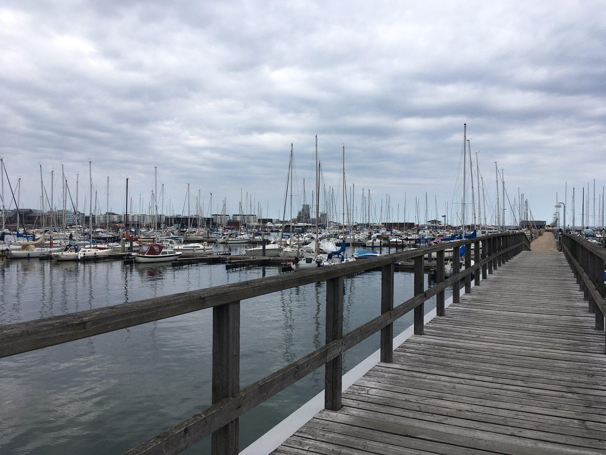 Svanemølle havn