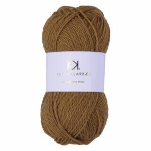 Pure organic wool