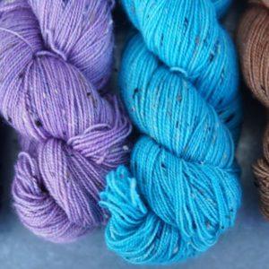 Tweed blanding