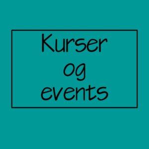 Kurser og events