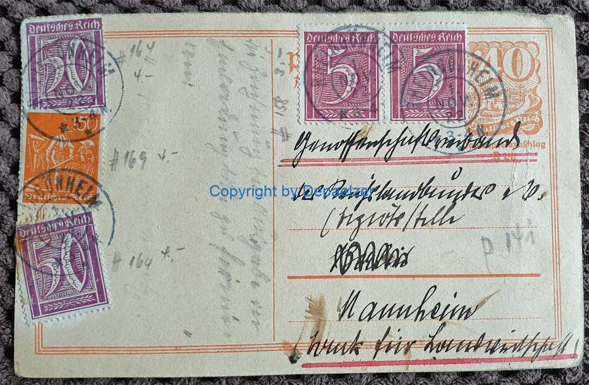 Post Rheingönheim