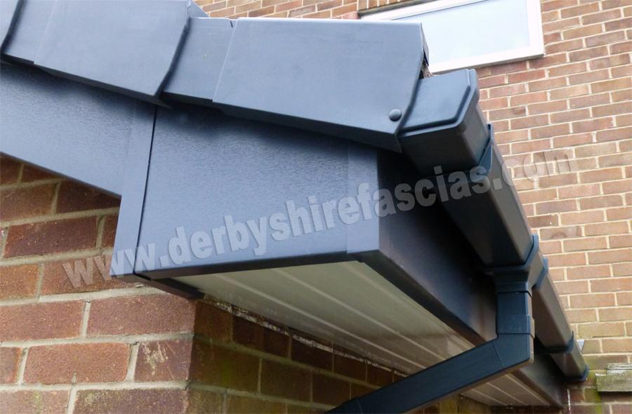 derbyshire fascias woodgrain fascias