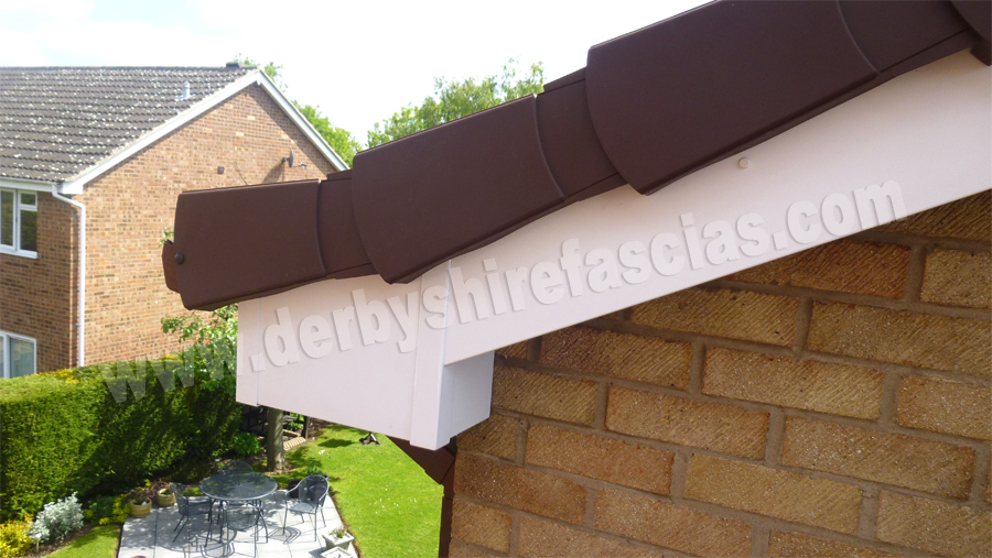 Correct way to do this, and we installed dry verge