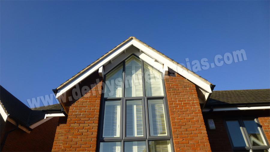 White Fascias by Derbyshire Fascias