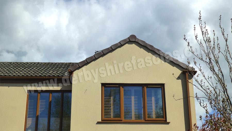derbyshire fascias dry verge tile system