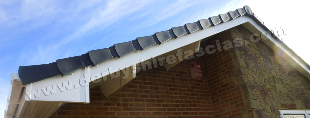 Derbyshire Fascias for all your derby dry verge requirements