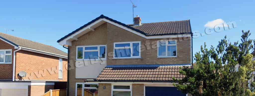Derbyshire Fascias for all your derby roofline requirements