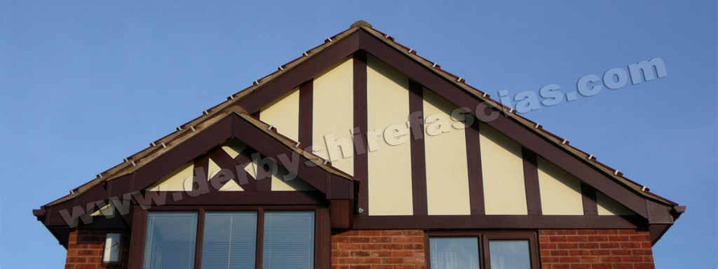 Derbyshire Fascias for all your derby woodgrain fascia requirements requirements
