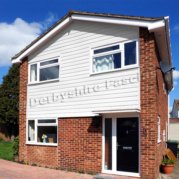 derbyshire Fascias for all your derby cladding requirements requirements