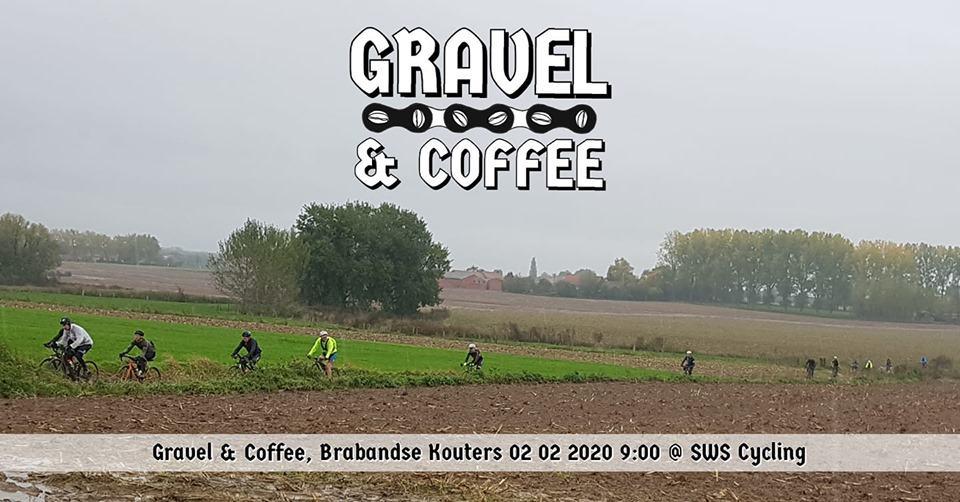 Gravel & Coffee, Brabantse Kouter