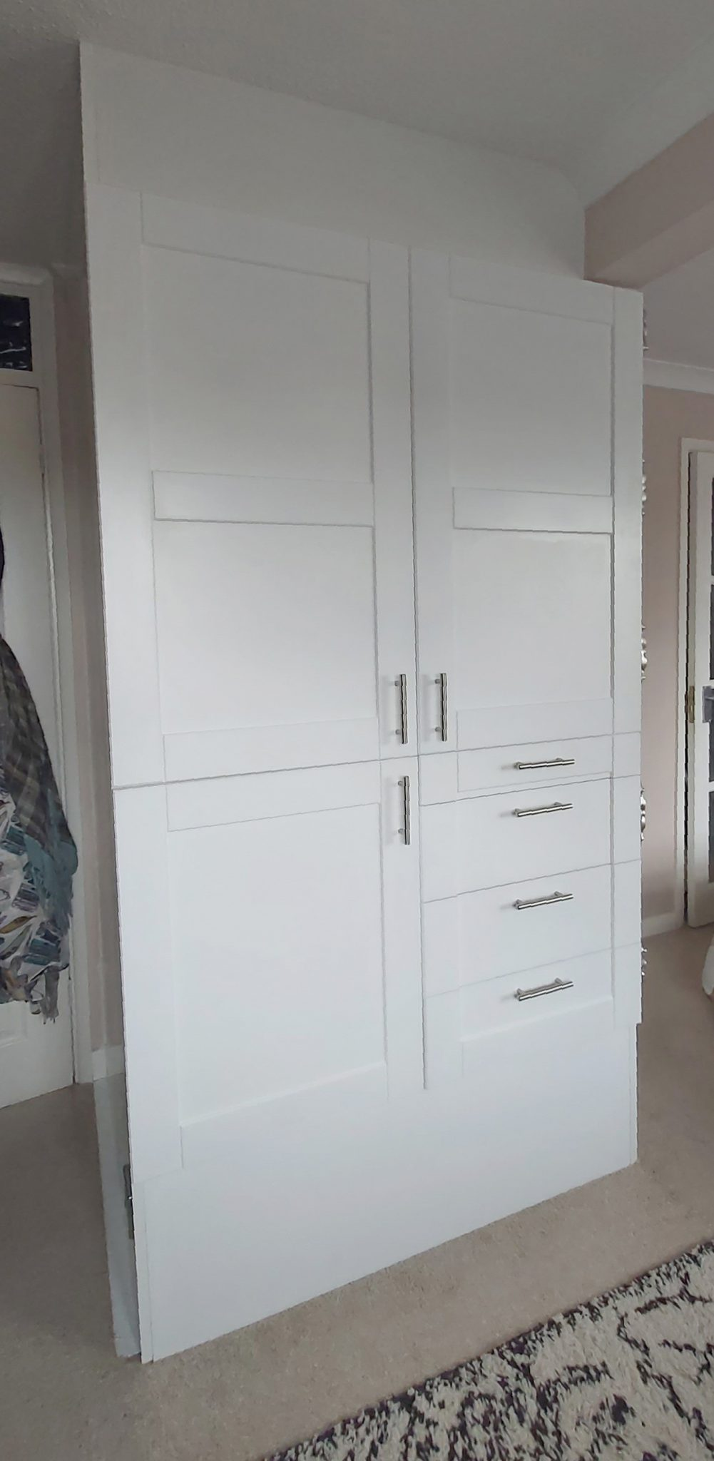 Bulkhead Wardrobe