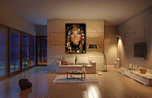 arabische prinses woonkamer