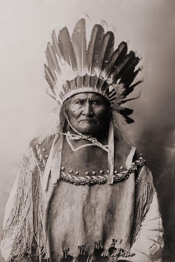 Geronimo Chiricahua Apache