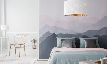 wallprint mountains
