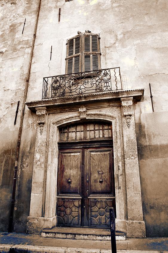 old building in France