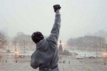 Sylvester Stallone als Rocky Balboa